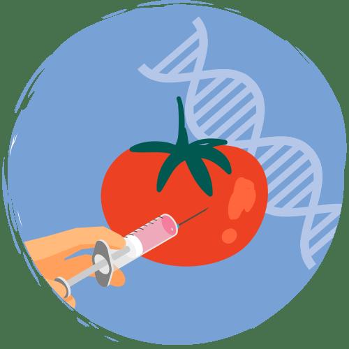 No Genetic Engineering allowed