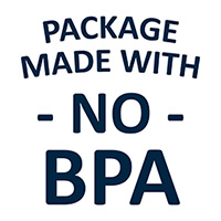 BPA Free Packaging